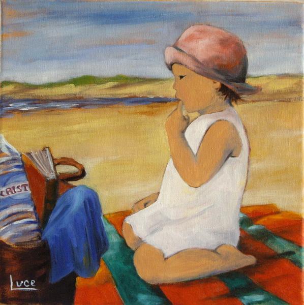 exhibition a la plage teen coquine